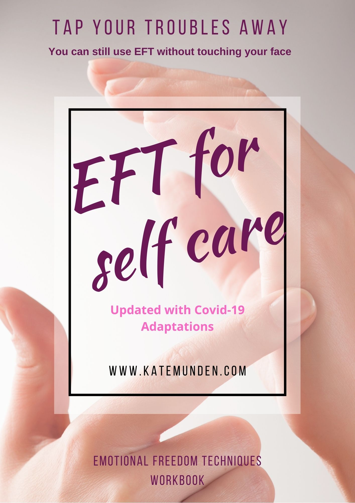 EFT for self care - free guide image